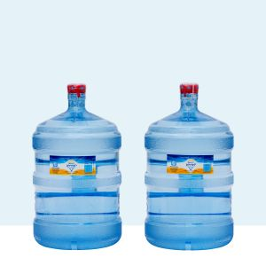 Al Manhal Drinking Water 5 Gallon ( 18.9 Liters ) Bottle