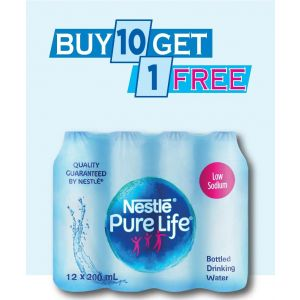 Nestlé Pure Life 200ml Bottles