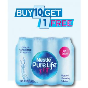 Nestlé Pure Life 330ml Bottles